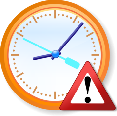 Analog_Clock_Warning_clip_art_hight